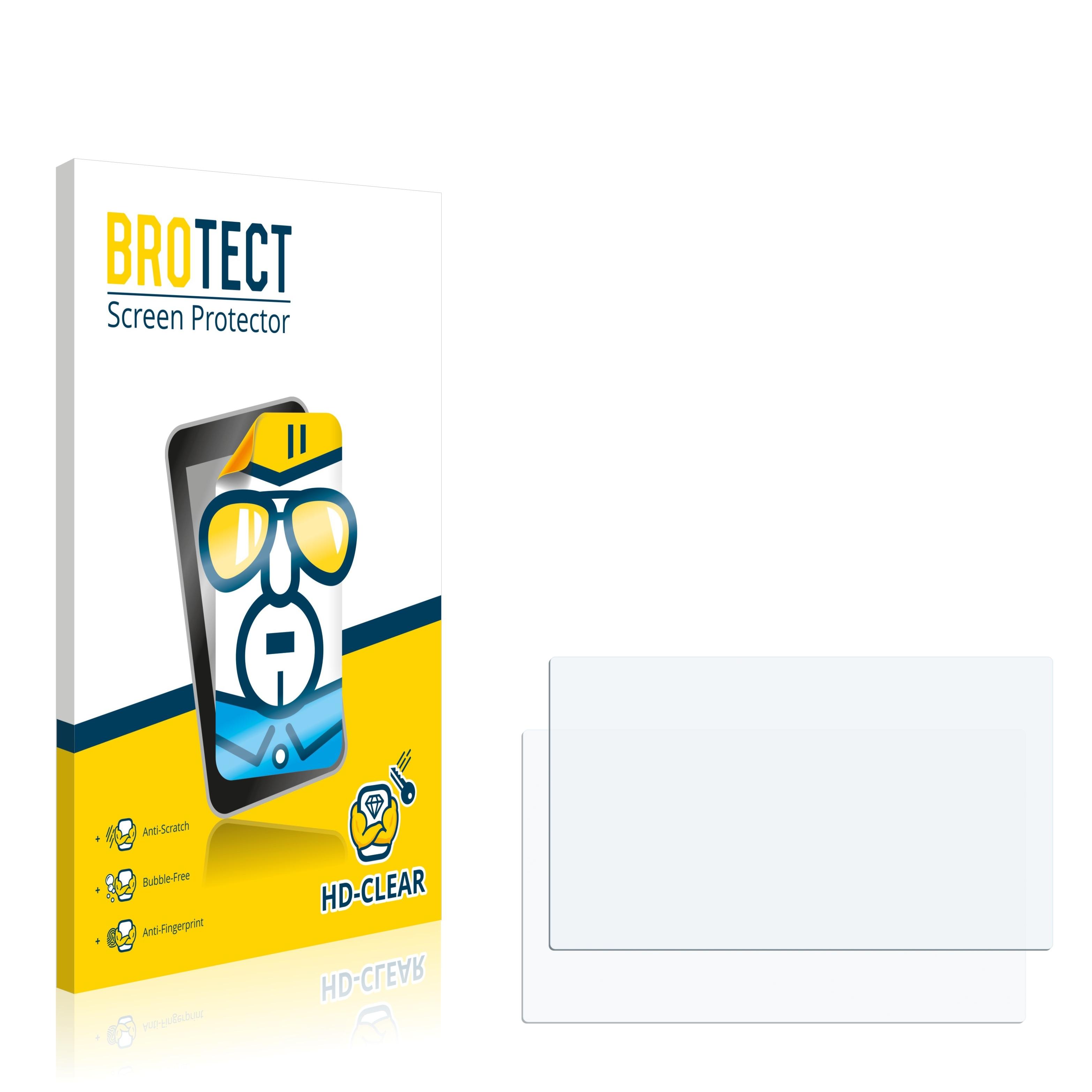 2x BROTECT HD-Clear čirá ochranná fólie pro Acer Aspire One