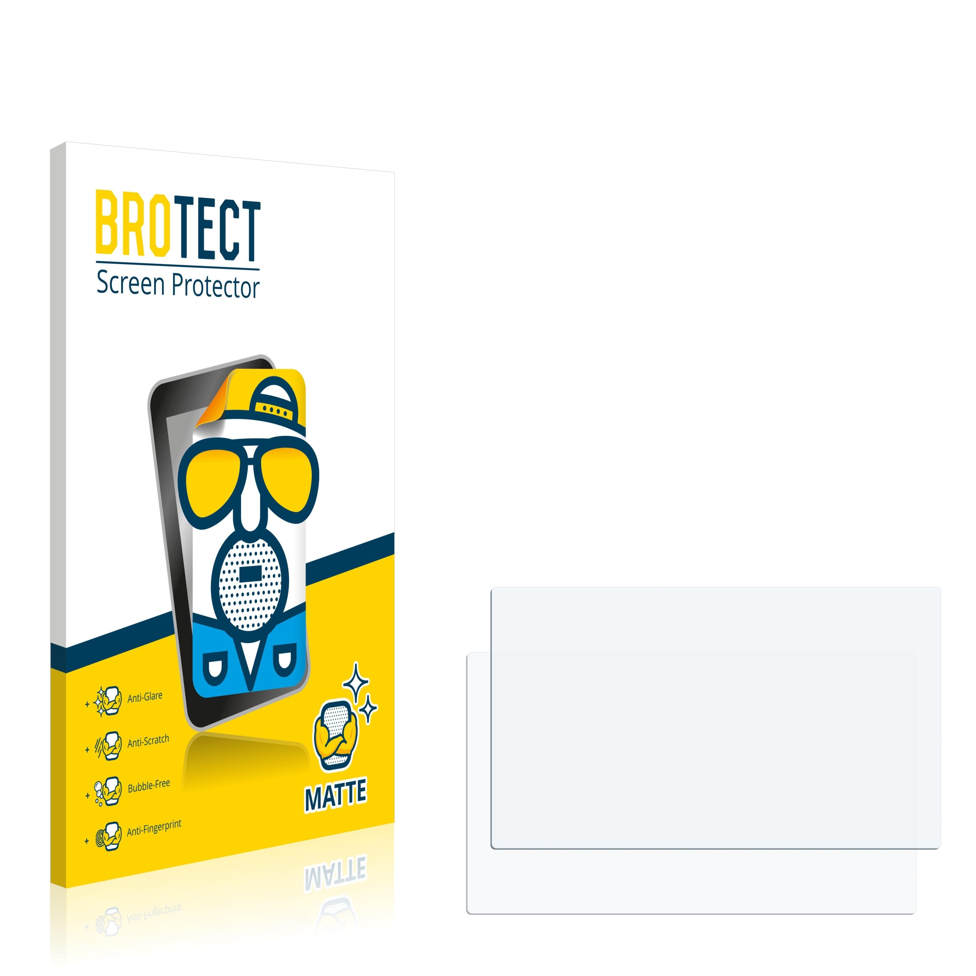 2x BROTECT matná ochranná fólie pro Acer Aspire One - antireflexní