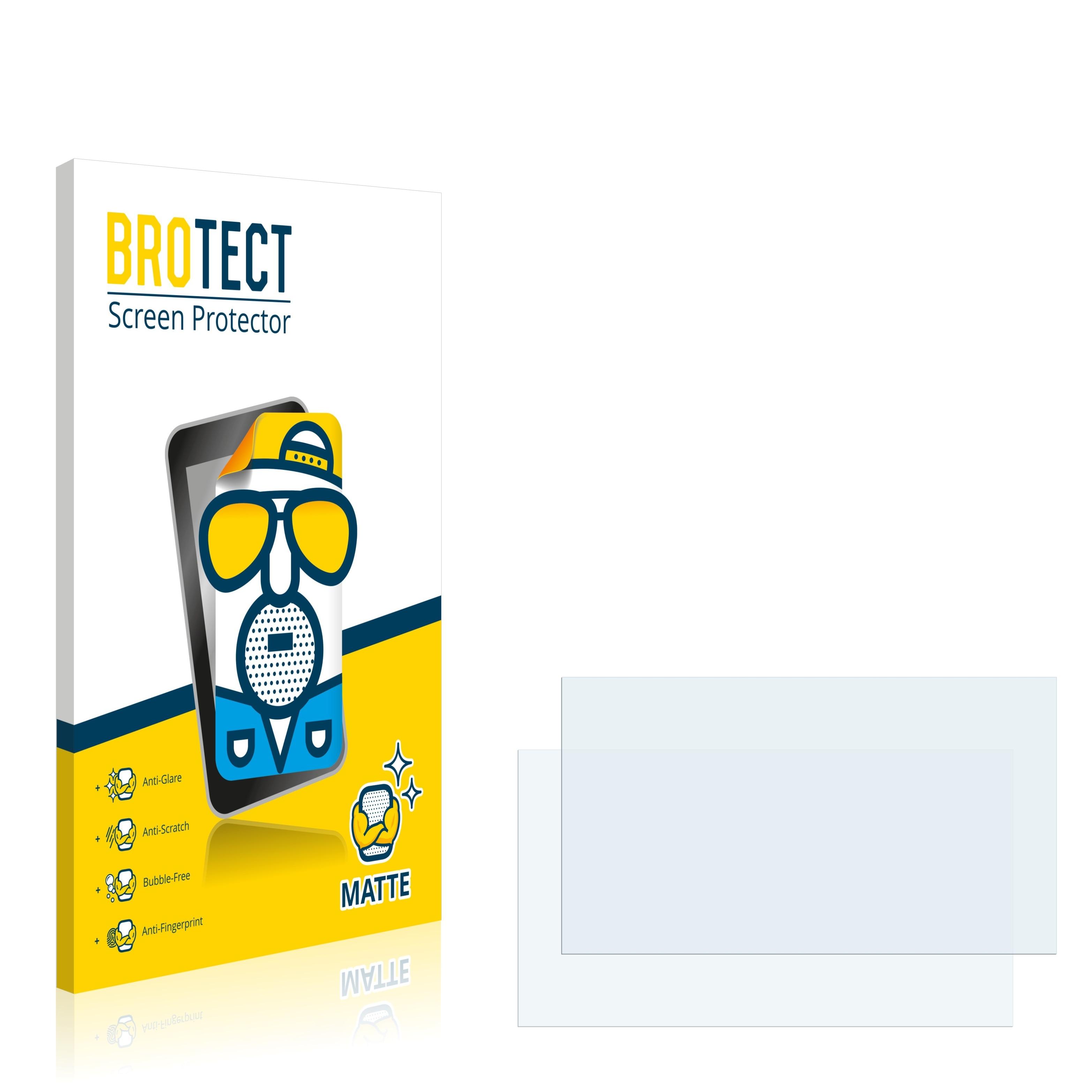 2x BROTECT Matná ochranná fólie pro Acer Aspire 1410 Special Edition - antireflexní,