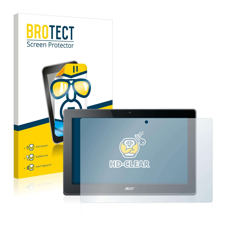 2x BROTECT HD-Clear čirá ochranná fólie pro Acer Aspire Switch 11 V