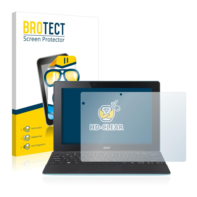 2x BROTECT HD-Clear čirá ochranná fólie pro Acer Aspire Switch 10 E