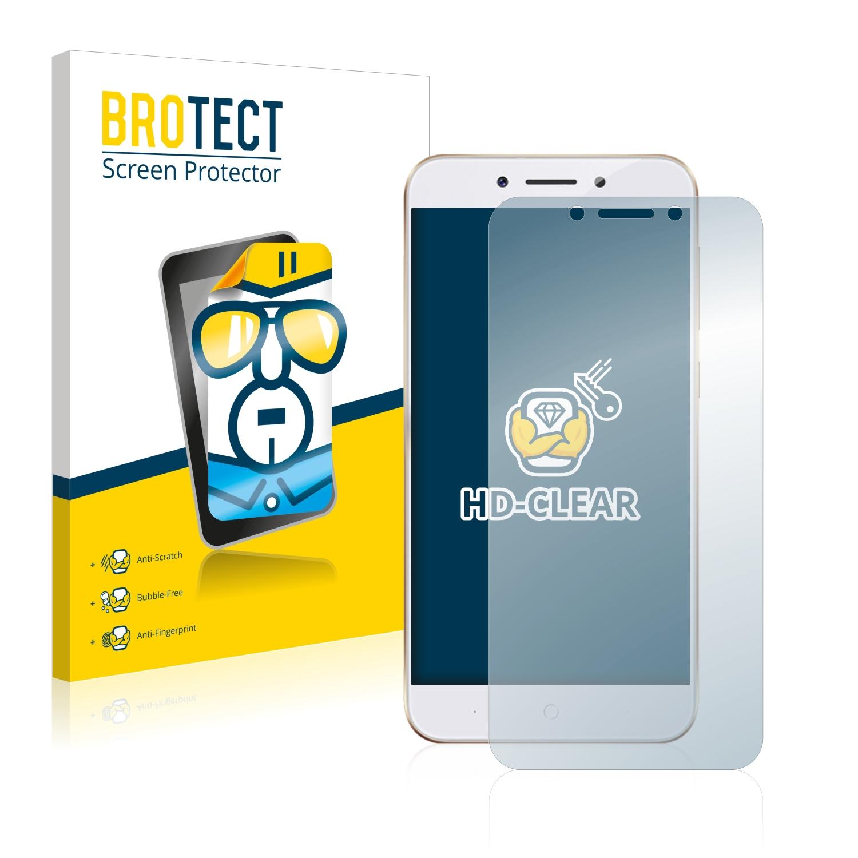 2x BROTECT HD-Clear čirá ochranná fólie pro 360 Mobile N5