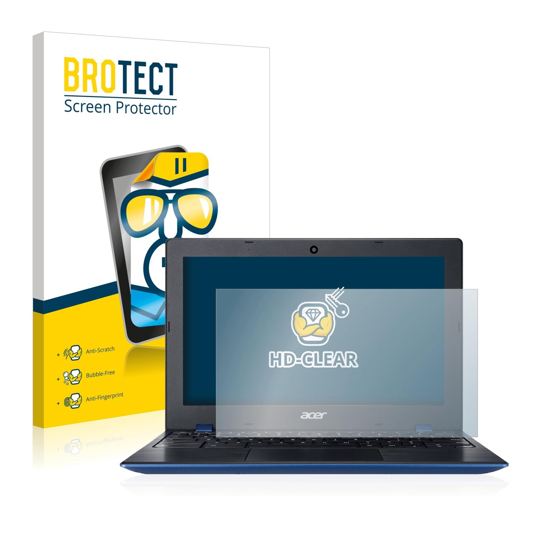 2x BROTECT HD-Clear čirá ochranná fólie pro Acer Chromebook 11 CB311