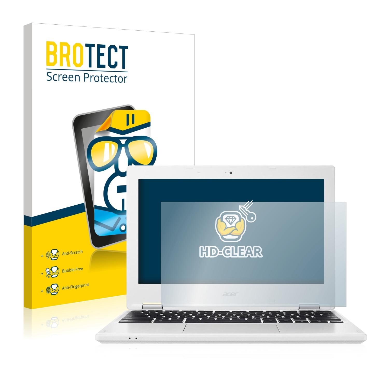 2x BROTECT HD-Clear čirá ochranná fólie pro Acer Chromebook 11 CB3-132