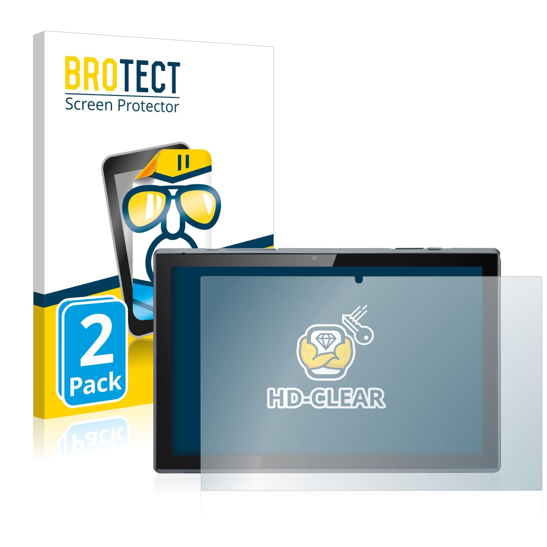 2x BROTECT HD-Clear čirá ochranná fólie pro Acer ACTAB1021