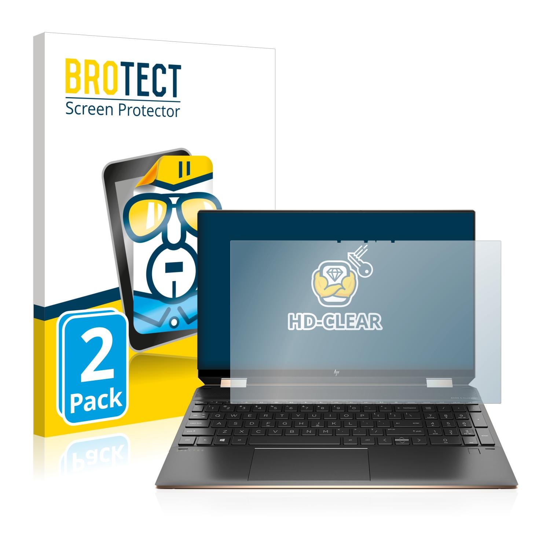 2x BROTECT HD-Clear čirá ochranná fólie pro Acer ACTAB821
