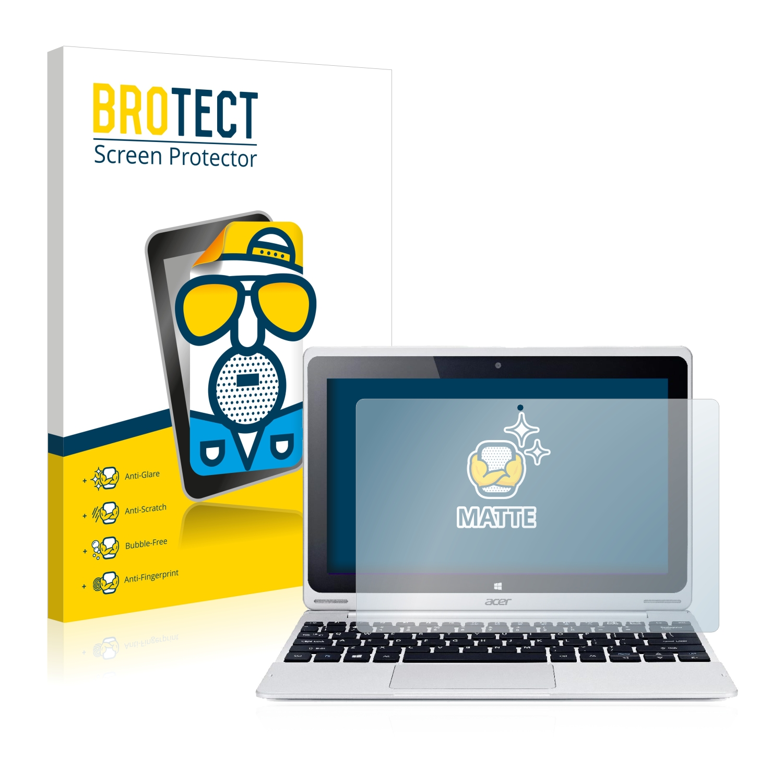 2x BROTECT Matná ochranná fólie pro Acer Aspire Switch 10 SW5-012 - antireflexní,