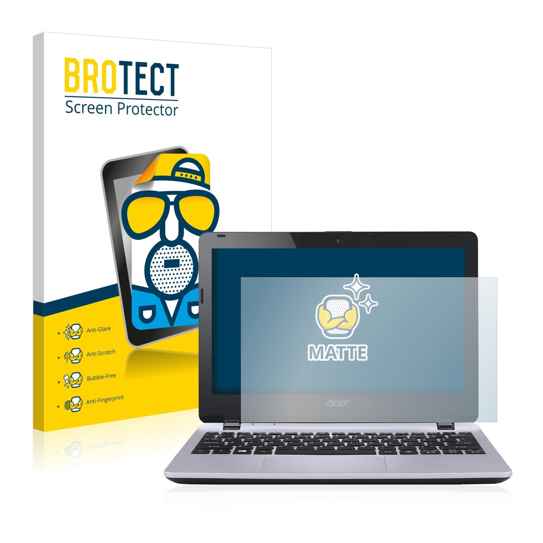 2x BROTECT Matná ochranná fólie pro Acer Aspire E3-112-C4LF - antireflexní,