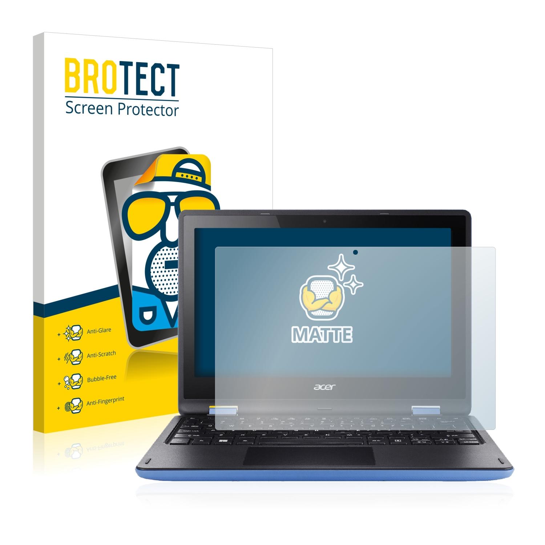 2x BROTECT Matná ochranná fólie pro Acer Aspire R11 R3-131T-P81Z - antireflexní,
