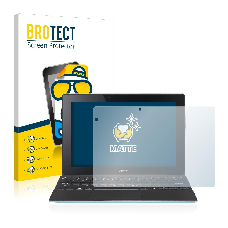 2x BROTECT matná ochranná fólie pro Acer Aspire Switch 10 E - antireflexní