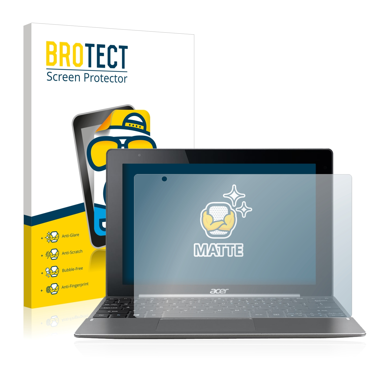 2x BROTECT matná ochranná fólie pro Acer Aspire Switch 10 V SW5-014 - antireflexní