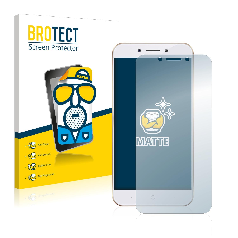 2x BROTECT matná ochranná fólie pro 360 Mobile N5 - antireflexní