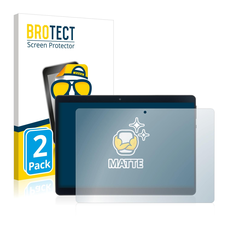 2x BROTECT Matná ochranná fólie pro Acepad A121 10.1 - antireflexní,