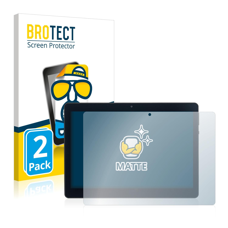 2x BROTECT Matná ochranná fólie pro Acepad A140 10.1 - antireflexní,