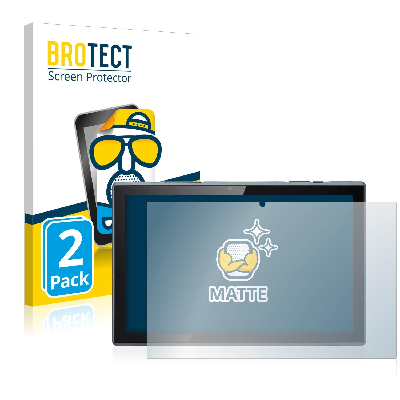 2x BROTECT matná ochranná fólie pro Acer ACTAB1021 - antireflexní