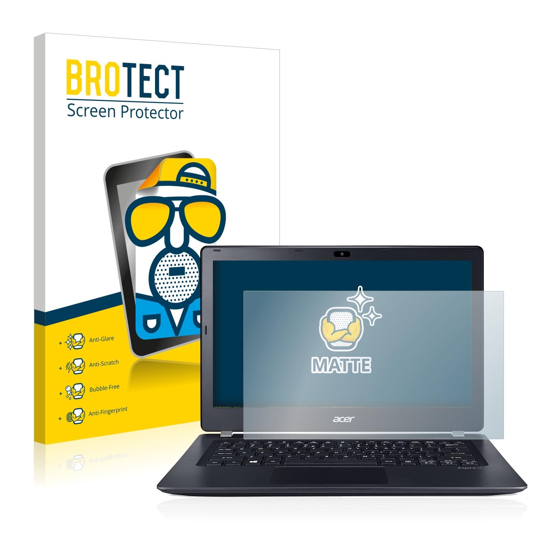 2x BROTECT matná ochranná fólie pro Acer Aspire V3-371 - antireflexní
