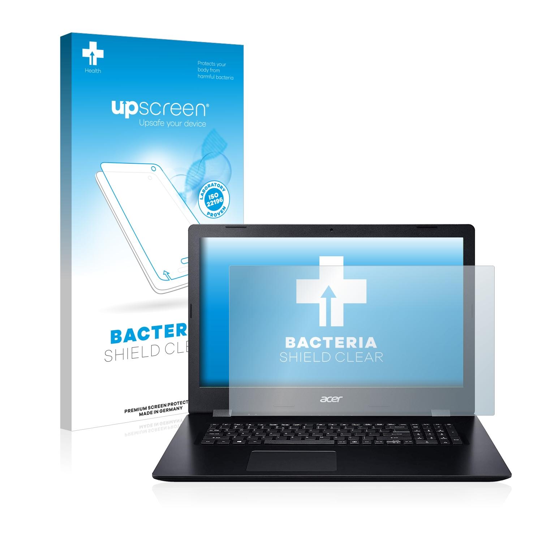 upscreen čirá Antibakteriální ochranná fólie pro Acer Aspire 3 A315-54