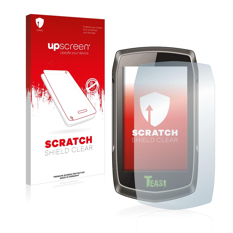 Čirá ochranná fólie upscreen® Scratch Shield pro A-Rival Teasi Volt