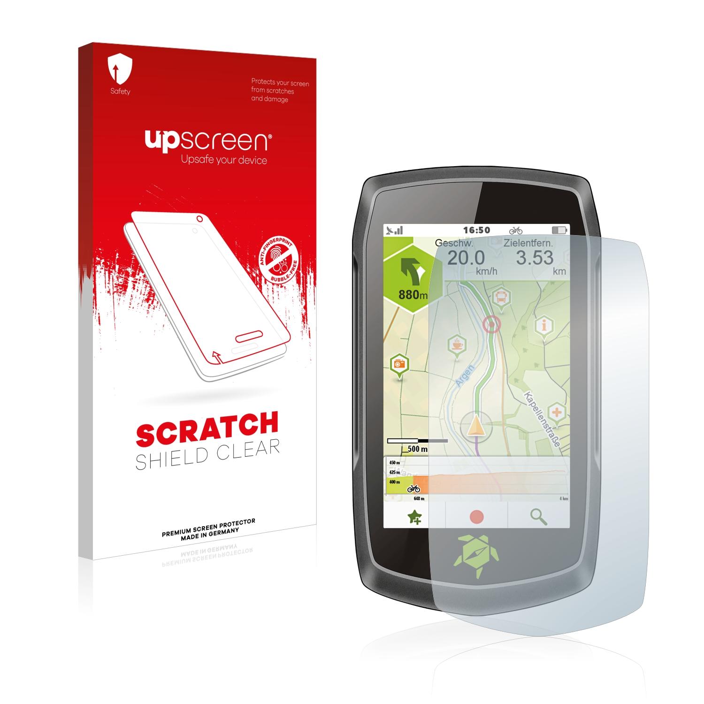 Čirá ochranná fólie upscreen® Scratch Shield pro A-Rival Teasi One4 HR
