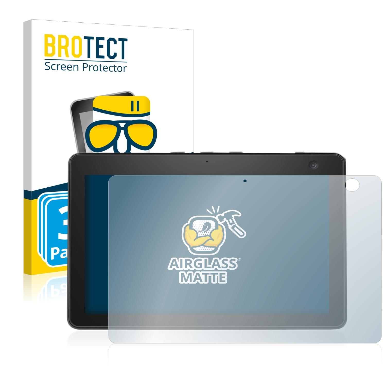 3x BROTECT AirGlass Matné ochranné sklo pro Amazon Echo Show 10 (3. Generation)