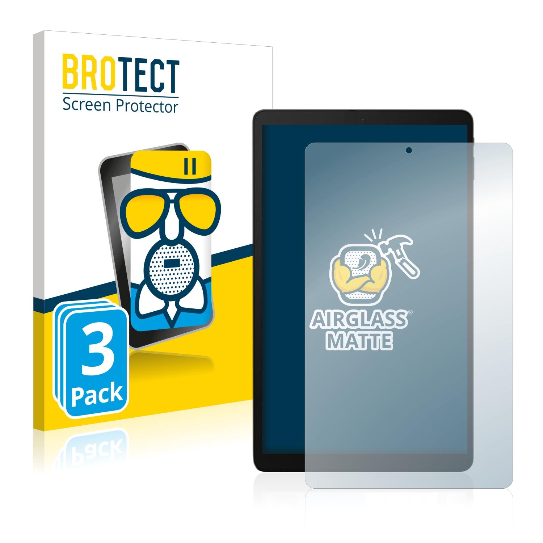 3x BROTECT AirGlass Matné ochranné sklo pro Alldocube iPlay 20