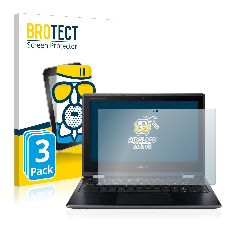 3x BROTECT AirGlass Matné ochranné sklo pro Acer Chromebook Spin 511 R752TN-C5P0
