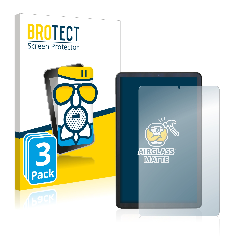 3x BROTECT AirGlass Matné ochranné sklo pro Alldocube iPlay 40