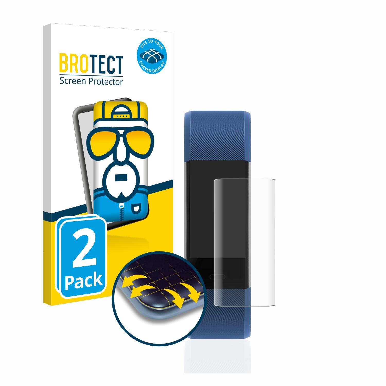 Ochranná fólie BROTECT Flex Full-Cover pro Antimi Fitness Armband EIGS, 2ks