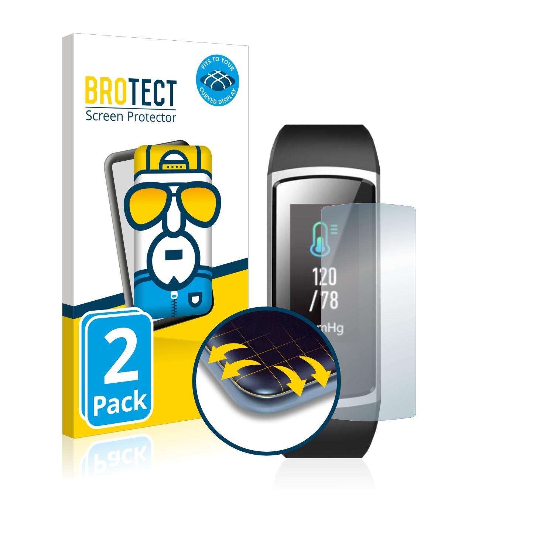 Ochranná fólie BROTECT Flex Full-Cover pro Chereeki Fitness Tracker ID128C, 2ks
