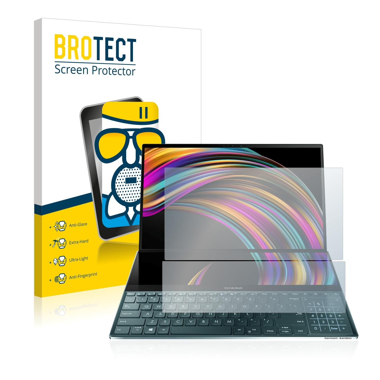 Airglass matné ochranné sklo pro Asus ZenBook Duo UX481FL