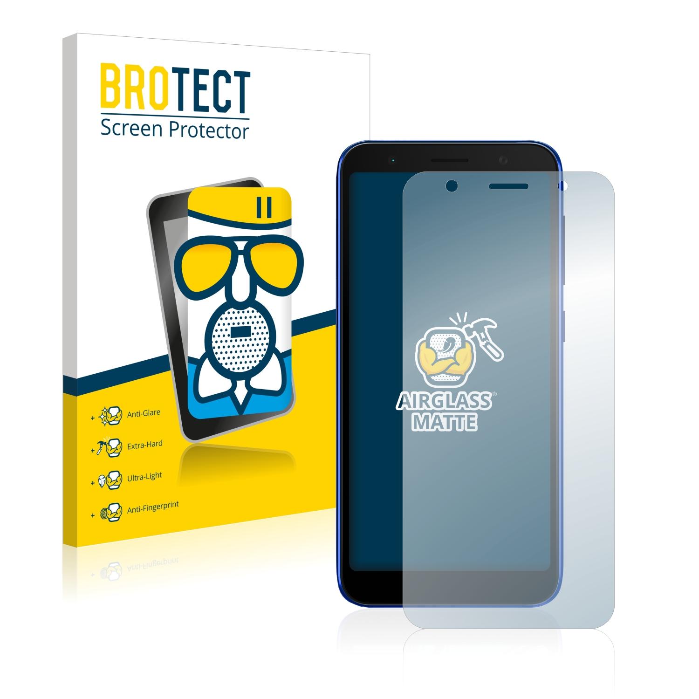 Airglass matné ochranné sklo pro Asus Zenfone Live (L1)