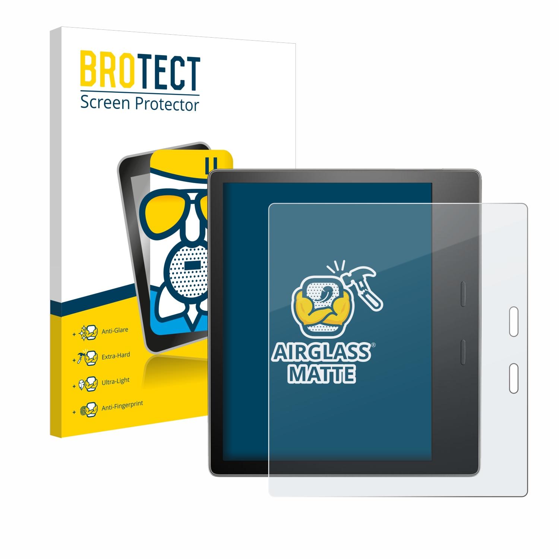 Airglass matné ochranné sklo pro Amazon Kindle Oasis 2019 (10. Generation)