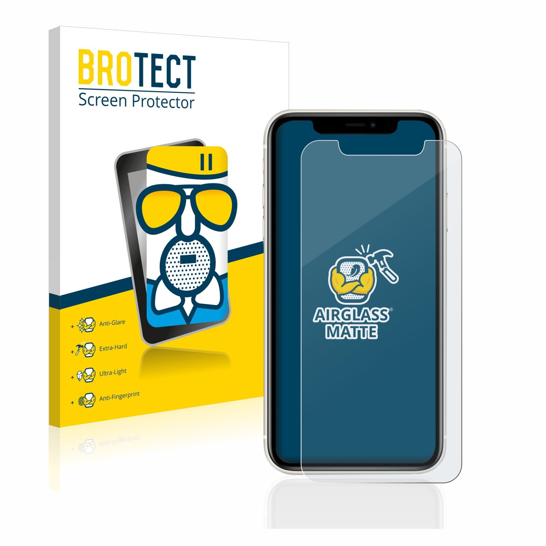 Airglass matné ochranné sklo pro Apple iPhone 11