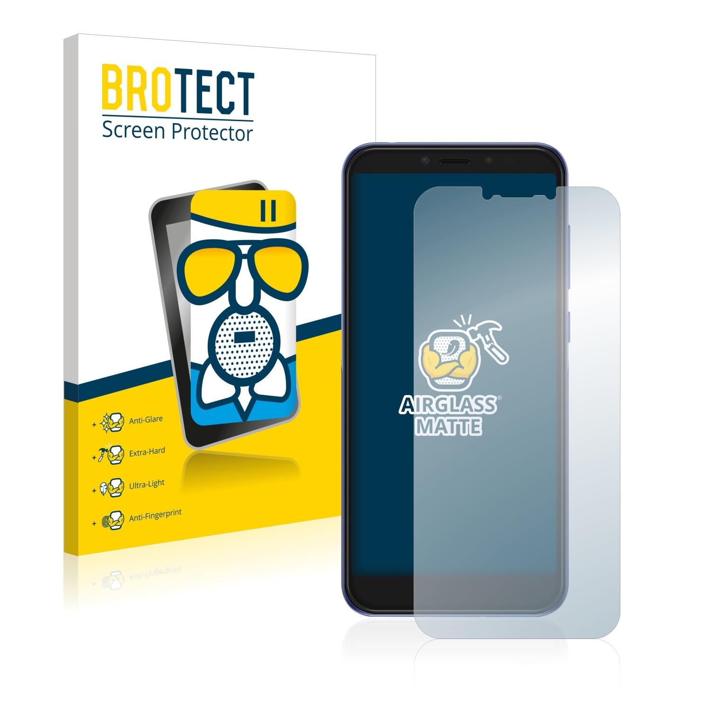Airglass matné ochranné sklo pro Alcatel 1S 2019