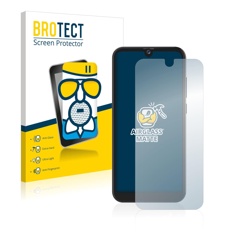 Airglass matné ochranné sklo pro Archos Oxygen 57