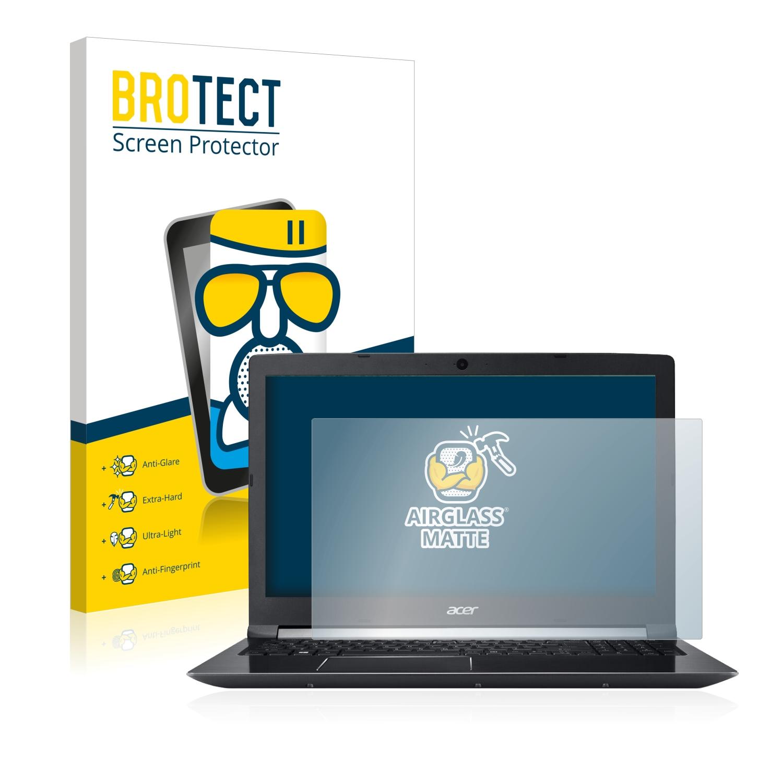 Airglass matné ochranné sklo pro Acer Aspire 7 A715-72G-517N