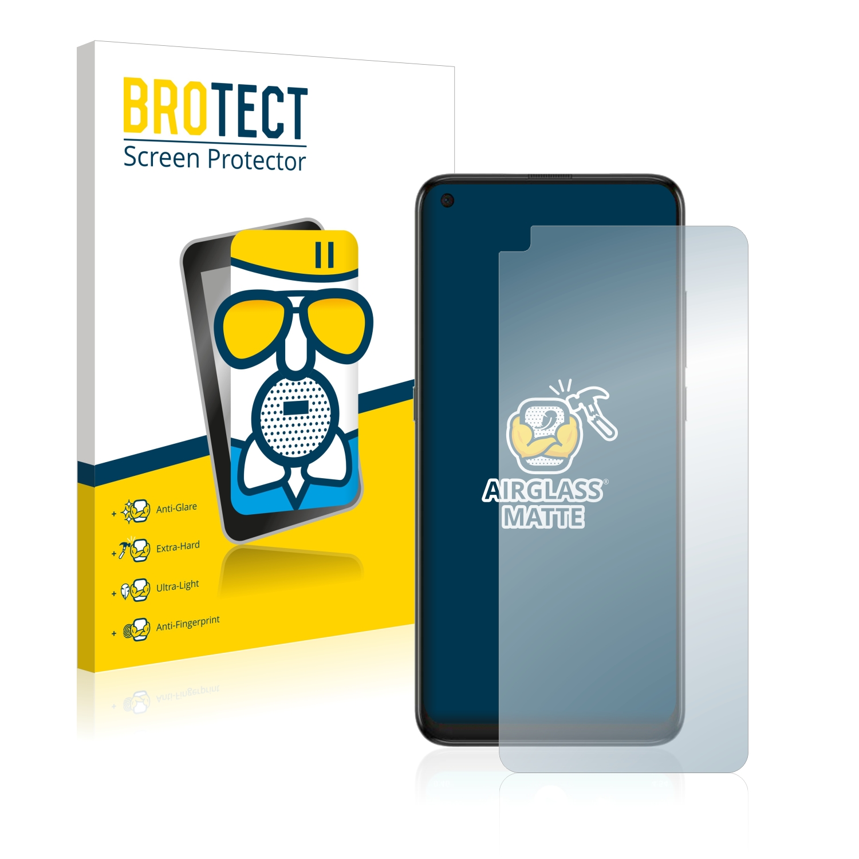 Airglass matné ochranné sklo pro Alcatel TCL Plex