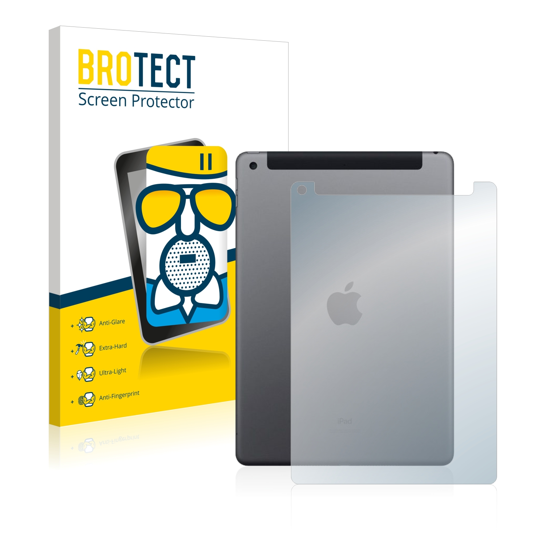 Airglass matné ochranné sklo pro Apple iPad WiFi Cellular 10.2 2019 (Zadní strana)