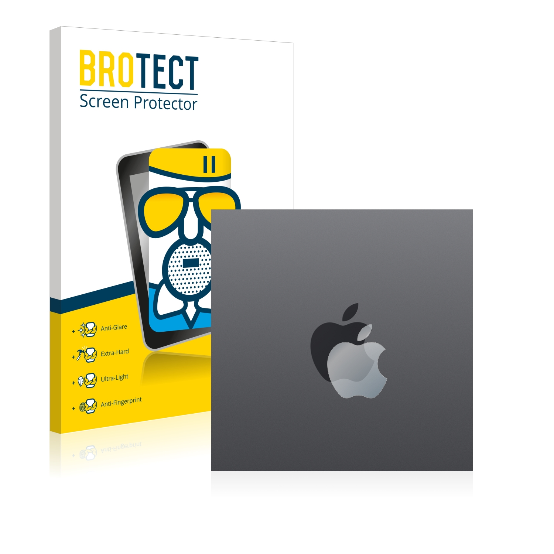 Airglass matné ochranné sklo pro Apple iPad WiFi Cellular 10.2 2019 (Logo)