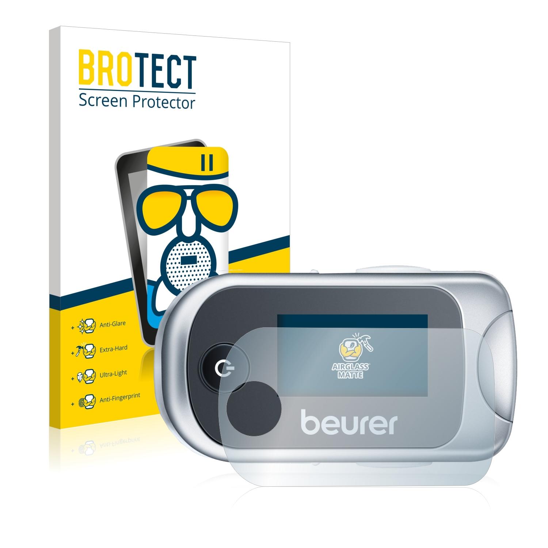 Airglass matné ochranné sklo pro Beurer PO 40