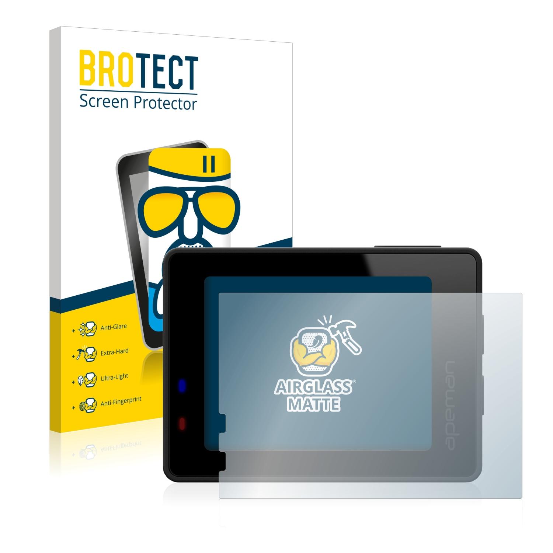 Airglass matné ochranné sklo pro Apeman A77
