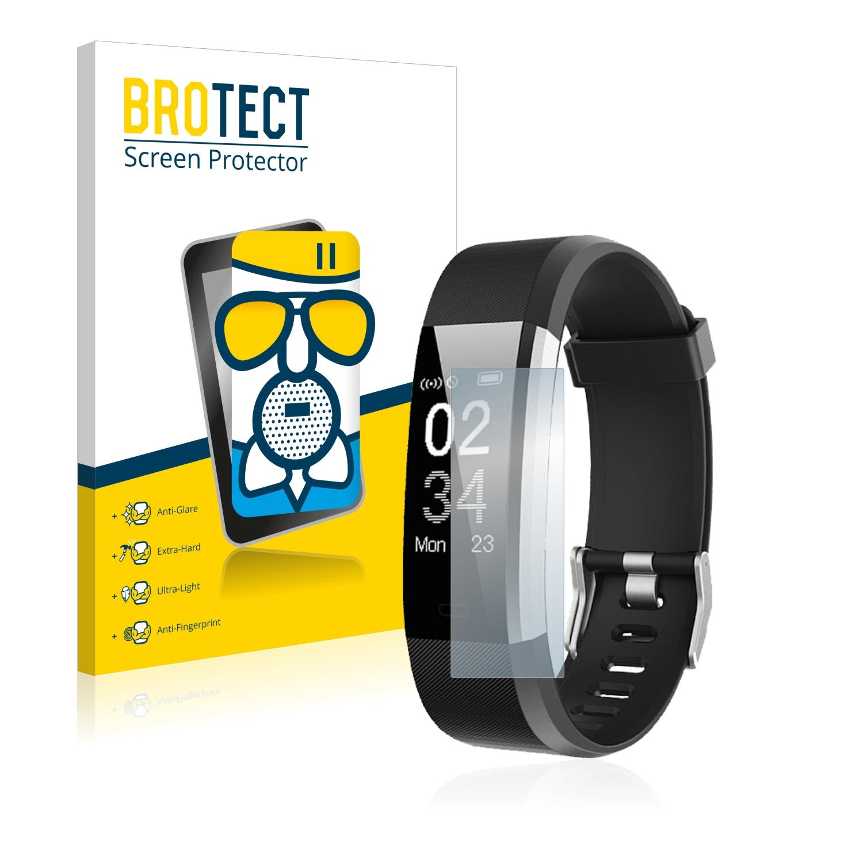 Airglass matné ochranné sklo pro Aisirer Fitness Tracker ID115 Plus