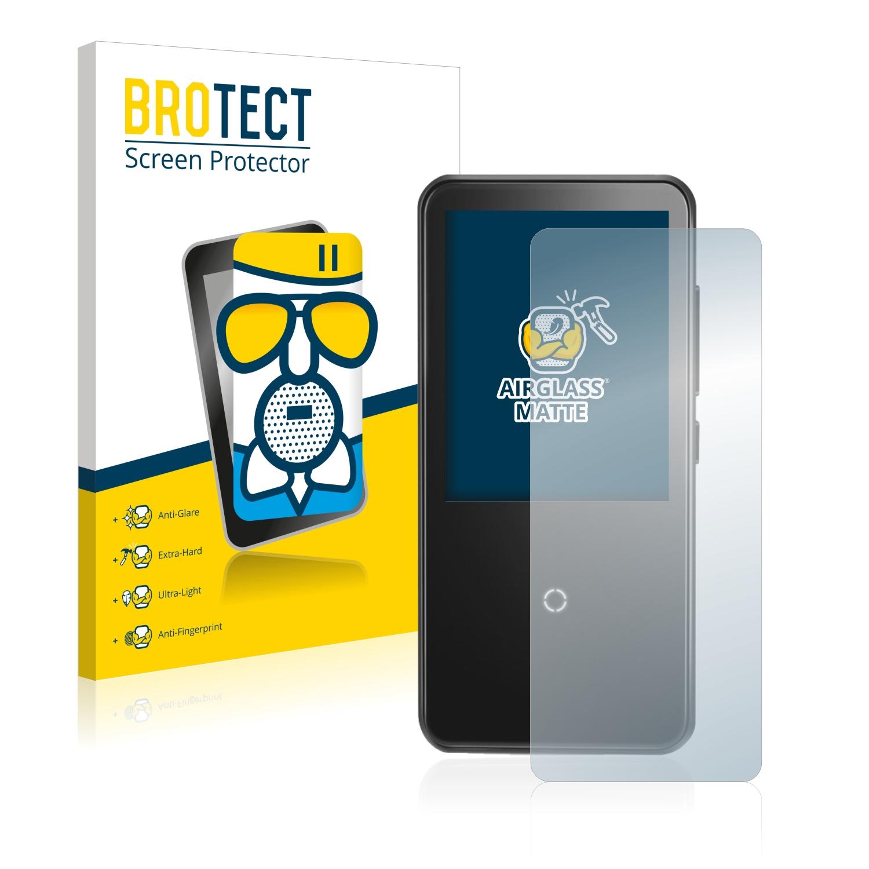 Airglass matné ochranné sklo pro AGPtek C2