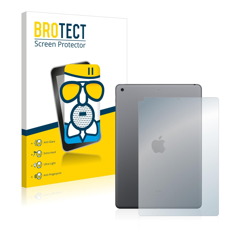 Airglass matné ochranné sklo pro Apple iPad WiFi 10.2 2019 (Zadní strana)