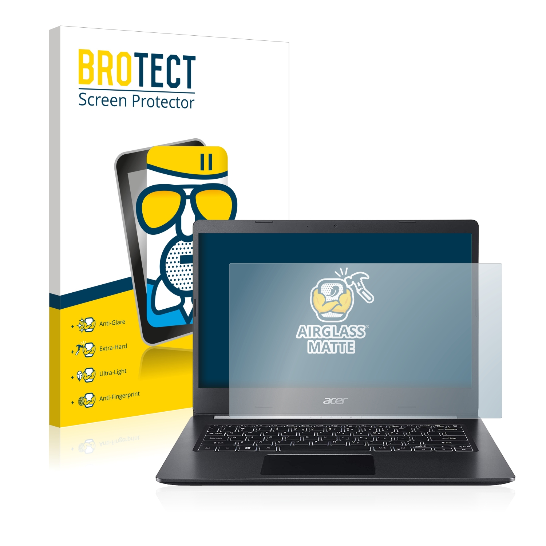 Airglass matné ochranné sklo pro Acer Aspire 5 A514