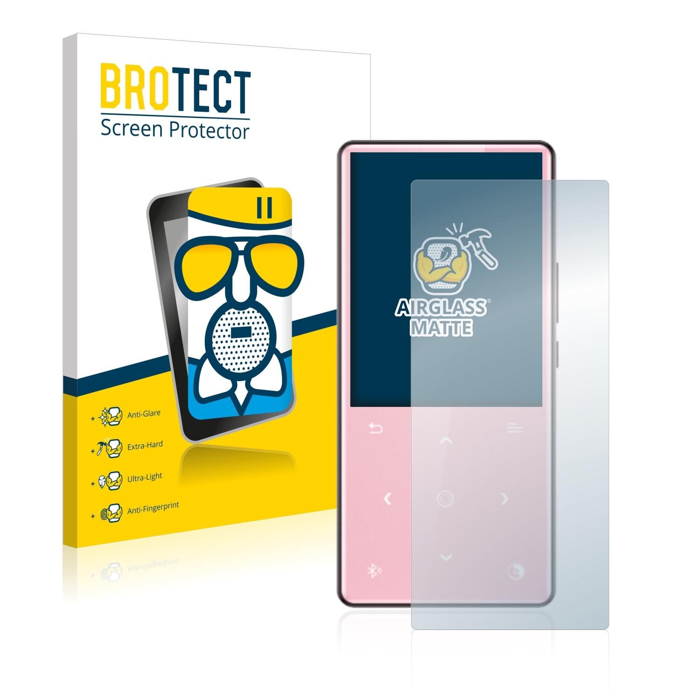 Airglass matné ochranné sklo pro AGPtek H9
