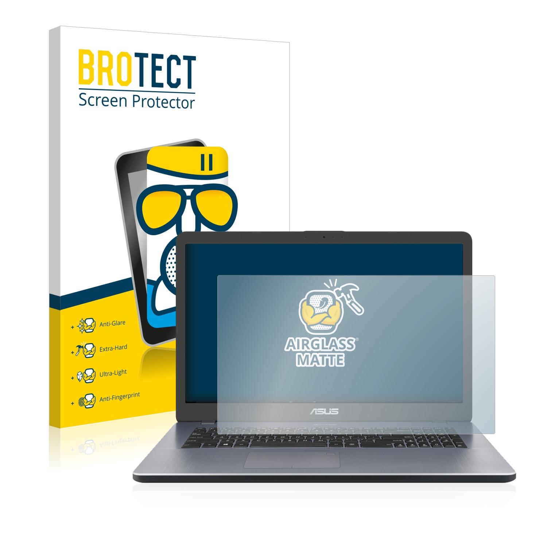Airglass matné ochranné sklo pro Asus VivoBook 17 F705UA-BX832T