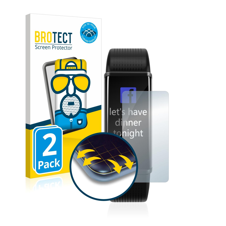 2x BROTECT Flex  Full-Cover matná ochranná fólie pro ACME ACT307
